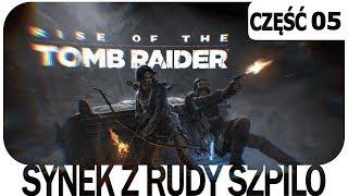 [Szpile] Cydr z Larą (Rise of the Tomb Raider - część 05)