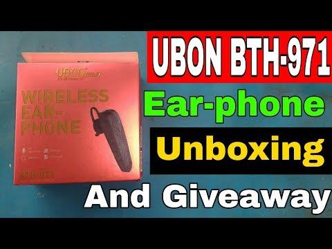 ubon-earphone-bth-971-unboxing-&-giveaway