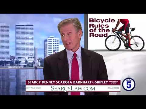 Florida Bicycle Accident Lawyer Explains Bicycle Rules of the Road