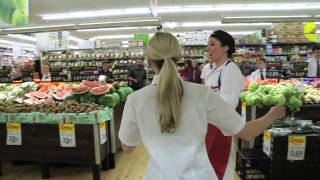 Drakes Supermarkets Opera Flash Mob
