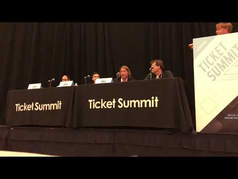 Ticket Summit 2018 - The Future of the Secondary Market: A Broker's Perspective
