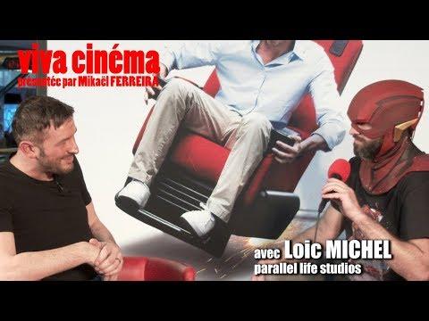 Viva Cinéma avec Loic MICHEL