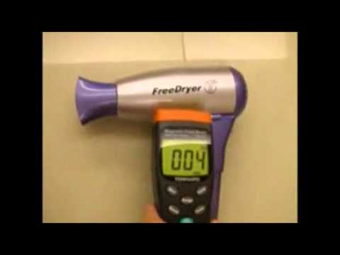 Crazy Hair Dryer Cordless Battery Operated FreeDryer