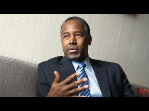 Could Ben Carson see himself as Education Secretary?