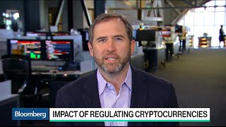 Ripple CEO Says Regulation May Be Good for Crypto Coins