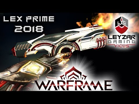 Lex Prime Build 2018 (Guide) - The Desert Eagle (Warframe Gameplay) thumbnail