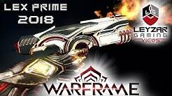 Lex Prime Build 2018 (Guide) - The Desert Eagle (Warframe Gameplay)