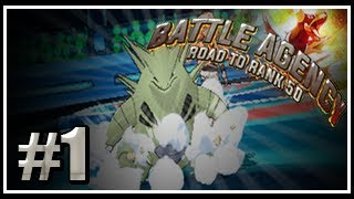 Battle Agency: Road To Rank 50! - Episode #001: Off To An Awesome Start!
