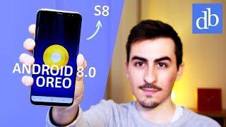 ANDROID 8.0 OREO SU GALAXY S8: LE NOVITÀ! Samsung Galaxy S8 Oreo Beta • Ridble