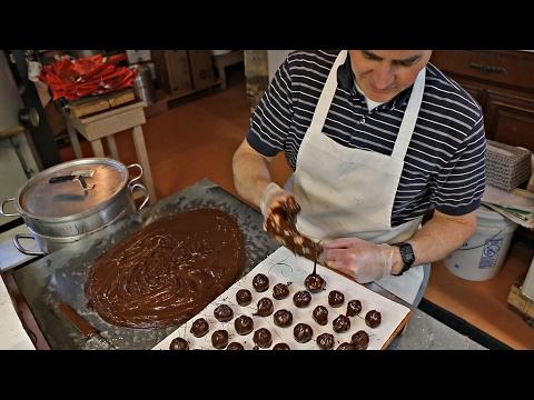 Family Secret Chocolate Covered Maraschino Cherry Recipe