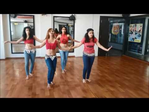 elegance belly dancing Arabic song