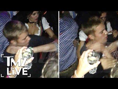 JUSTIN BIEBER ATTACKED (TMZ Live)