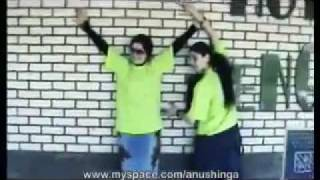 Inga & Anush - Eurovision promotours