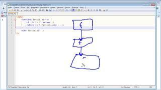 Рекурсия в функциях | Видеоуроки по PHP7