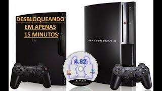 Desbloqueando um PS3 em Menos de 15 minutos