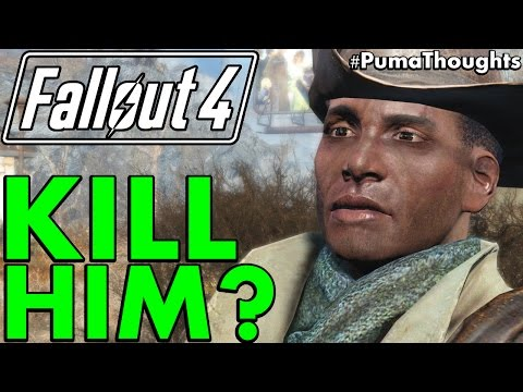What Would Happen if you could Kill Preston Garvey? (Fallout 4 Companion Death) #PumaThoughts