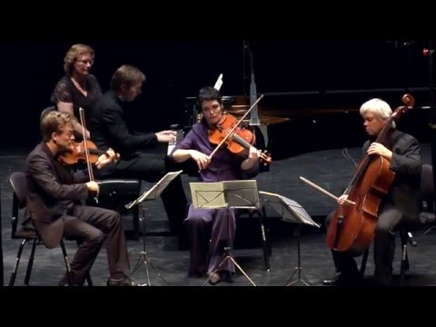 Johannes Brahms - Piano Quartet No. 1 in G minor, Op. 25 - 4th movement