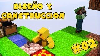 Minecraft PC | Diseño y Construcción | Episodio 2 | HD | luigi2498