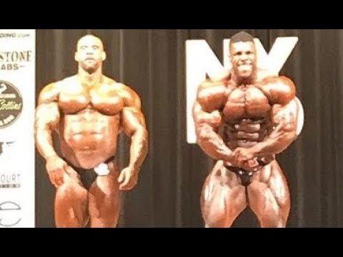 2018 New York Pro First Callout