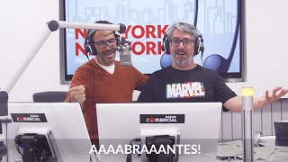 Rádio Comercial - Abrantes no New York, New York! Video