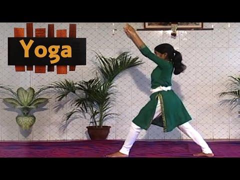 Yoga in Tamil   Tadasana, Parsva Uttanasana, Vira Bhadrasana, Padangustana and More yoga in Tamil