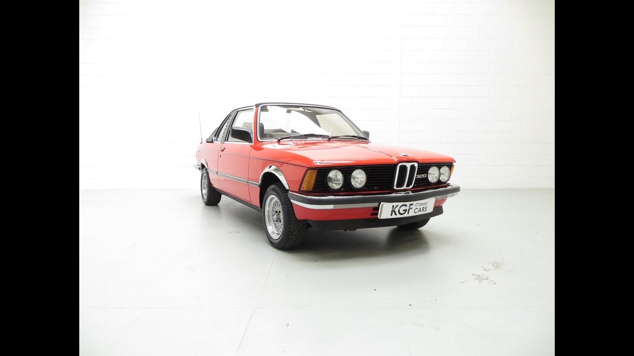 A Very Rare Factory Built BMW E21 3206 Baur TC1 Convertible