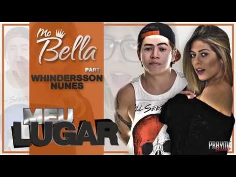 Mc Bella e Whindersson Nunes - Meu Lugar (Studio Thg)