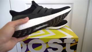 REVIEW: ADIDAS ULTRA BOOST 4.0 - I got them early