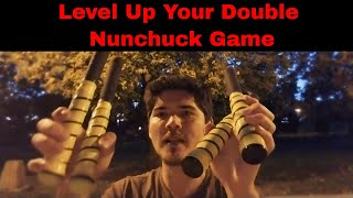 Essential Double Nunchaku Lesson: Learn the Three Beat Weave with Two Nunchucks