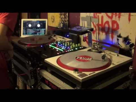 An Hour of Dope Old School Hip Hop - DJ Rocky Styles - Baltimore - Maryland - Serato