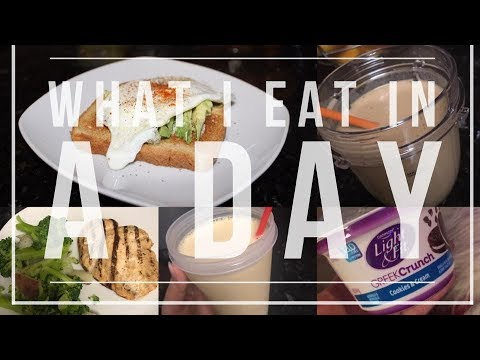 What I eat in a Day ON HERBALIFE