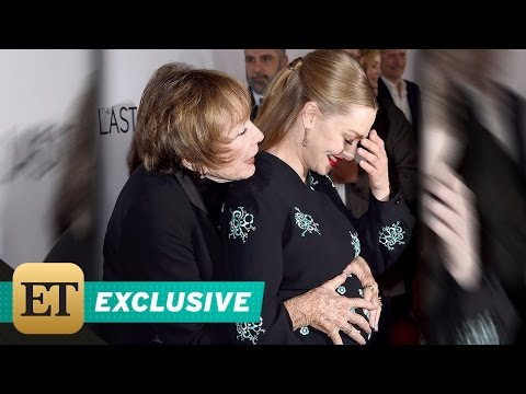 EXCLUSIVE: Shirley MacLaine Can't Get Enough of Pregnant Amanda Seyfried!