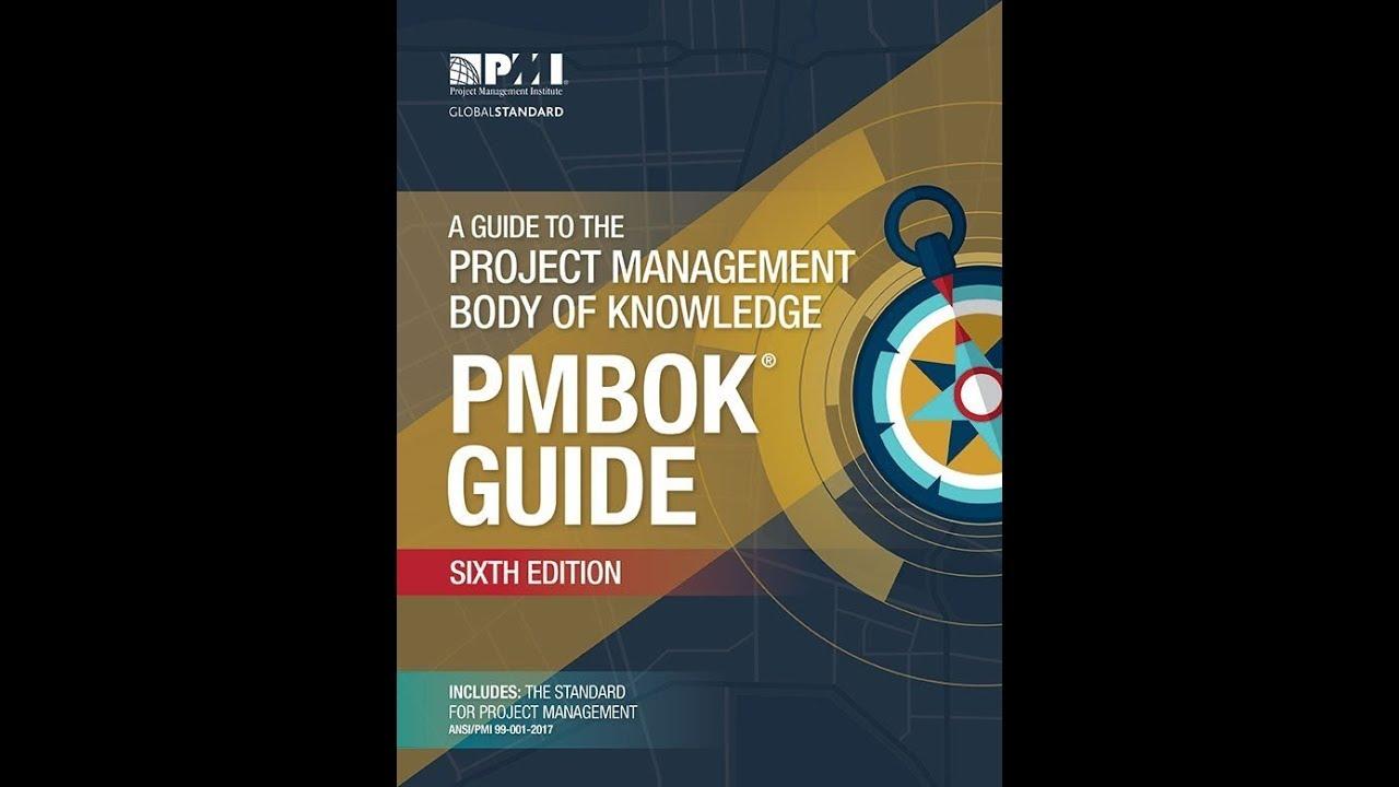 Descargar La Guia Del PMBOK 6 Edición [español] 2018