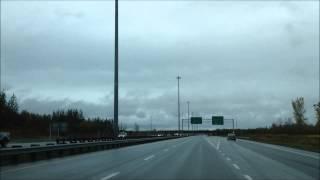 Autoroute 15 North (Nord), Monteregie, Quebec