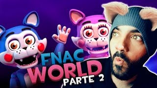 Video de FIVE NIGHTS AT CANDY'S WORLD #2