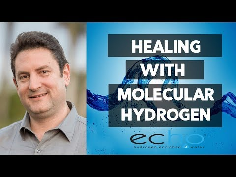 The Healing Benefits Of Molecular Hydrogen Water | Paul Barattiero