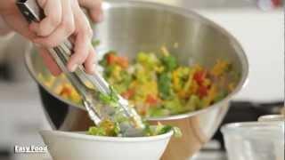 Easy Foods BBQ Chicken Salad