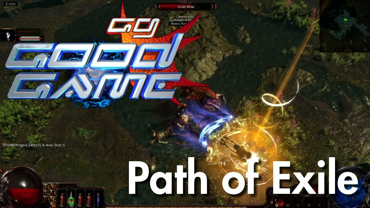 Good Game Review Path Of Exile Beta Tx 12 03 13