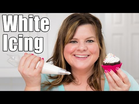 how-to-make-perfect-white-icing-/-white-buttercream-recipe-for-cake-decorating