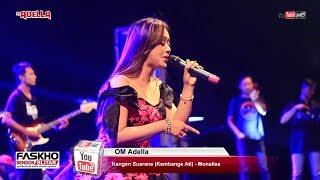 Gambar cover Kangen Suarane - Monalisa - OM Adella live Blitar 2018
