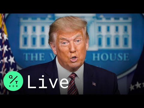 LIVE: Trump Delivers Remarks on the Presidential Race at the White House