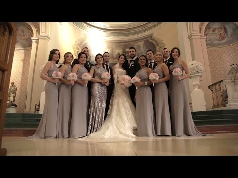 Toronto St. Paul's Basilica and the Royalton Hospitality Wedding Video