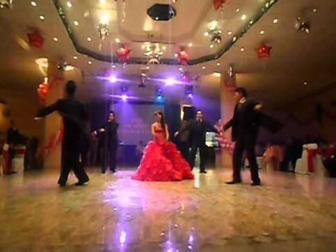Tiempo de Vals - XV Años Angélica - YouTube