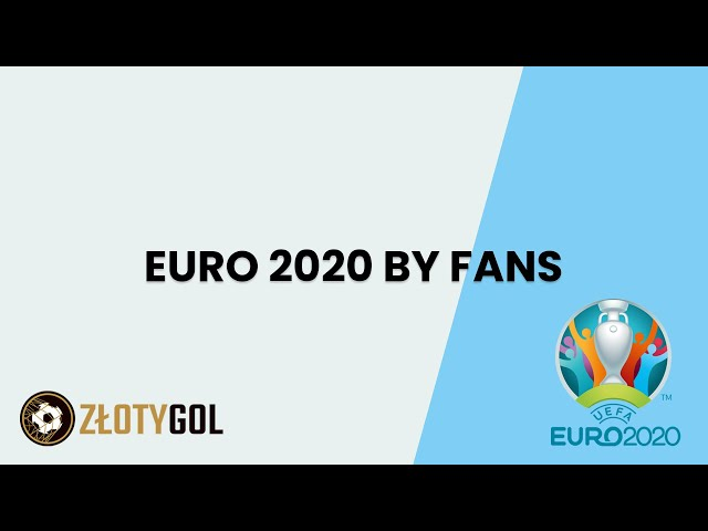 EURO 2020 - Who will win the EURO 2020? Q&A with football fans