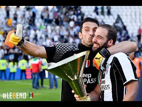 Juventus - Campioni D'Italia 16/17   The Movie   #LE6END