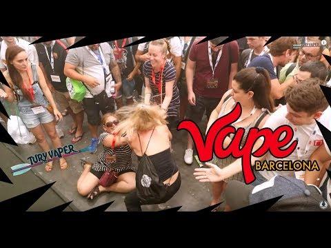 VAPE BARCELONA expo 2019 / feria de vapeo BUSCATE !!