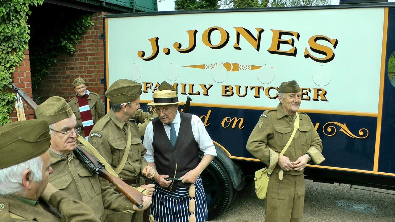 Dad's Army Live! (North Norfolk Railway) - YouTube