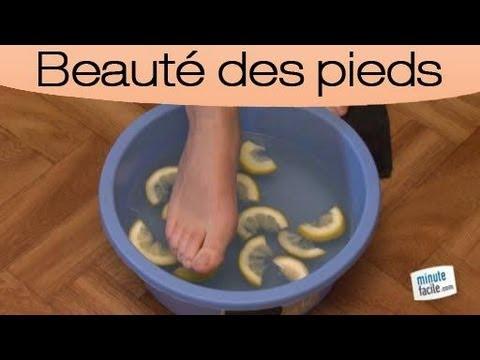 Astuce : Soin de beauté des pieds
