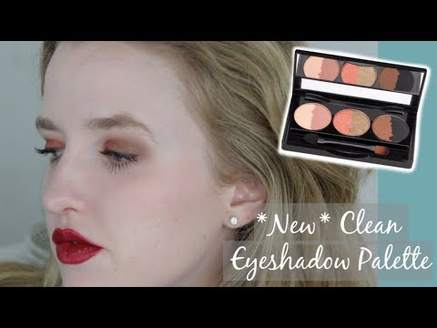 HYNT SUITE EYESHADOW PALETTE SWEET SAHARA  First Impression  green & clean beauty