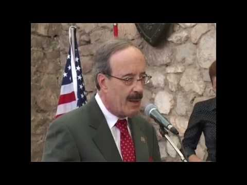 BASHKIA LEZHE NDERON ELIOT ENGEL & HARRY BAJRAKTARIN    VIDEO E PLOTE HD